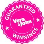 gratis spins bij Vera & John