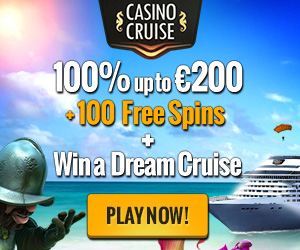 CasinoCruise promo