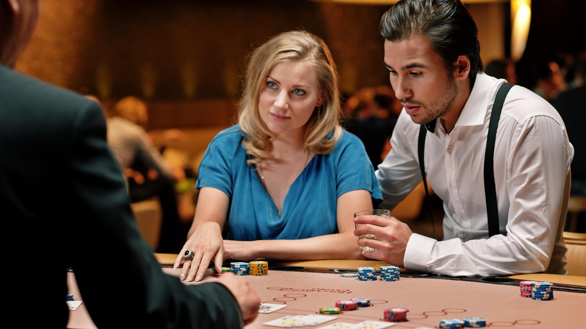 Meest gespeelde spellen in een online casino