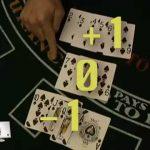 kaarten tellen bij blackjack