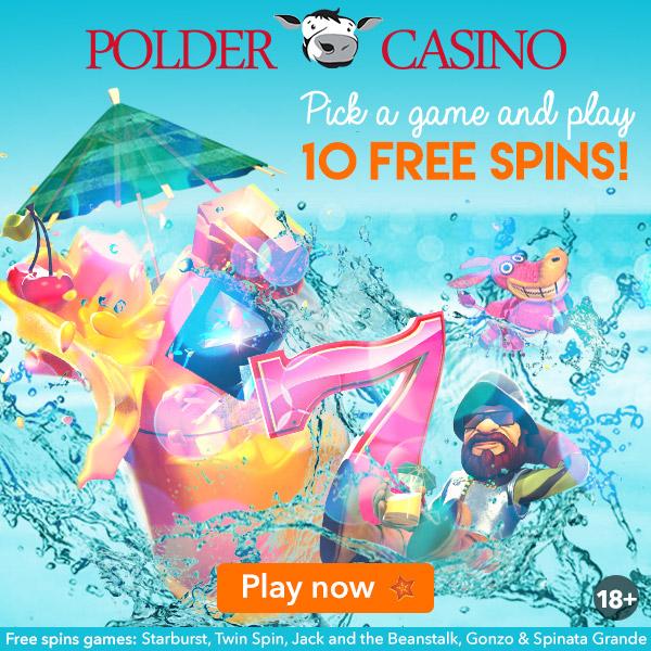 Extra Gratis Spins bij Polder Casino