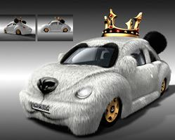 Win de BetMobile auto bij Royal Panda!