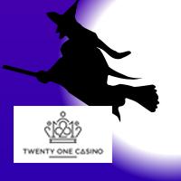 Spooktacular Bonus Fest bij Twenty One Casino