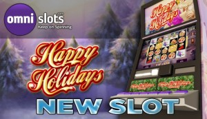 Tot 80 free spins op Happy Holidays