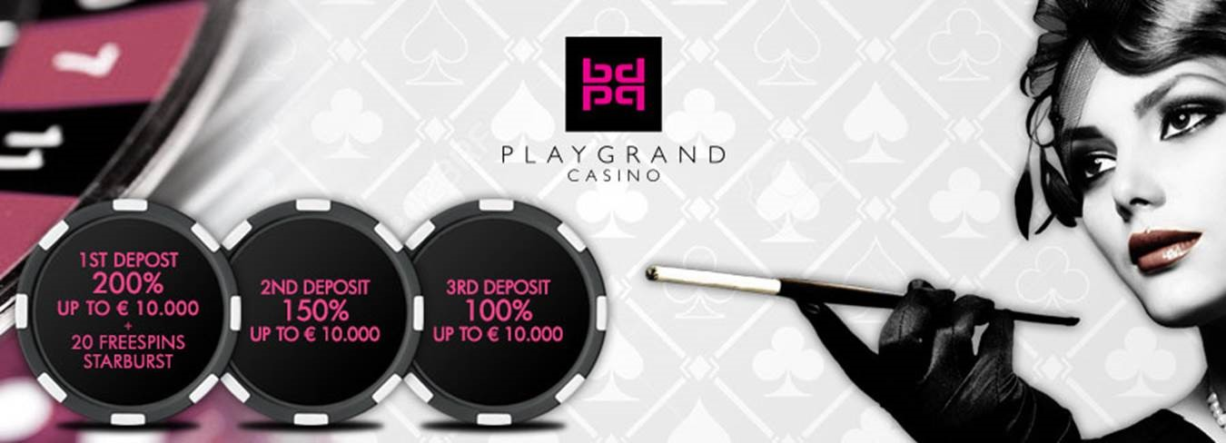PlayGrand Casino banner