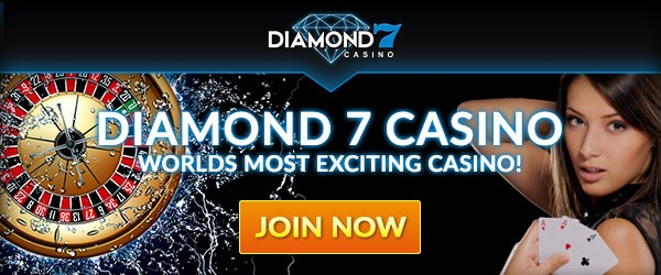 Diamond 7 Casino viert de lente