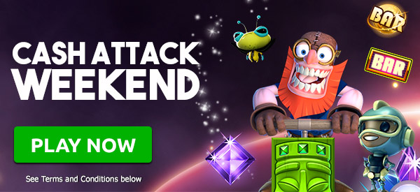Diamond 7 Cash Attack Weekend