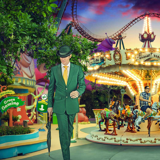 Theme Park bonus bij Mr Green