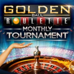 Golden Ball Roulette toernooi