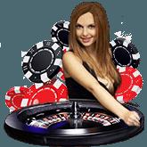 Live Amerikaans roulette spelen
