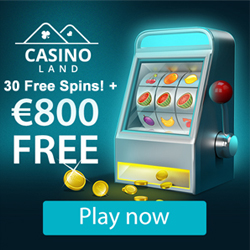 CasinoLand Casino Review - CasinoLand™ Slots & Bonus | casinoland.com