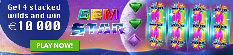 gem star bonus polder casino