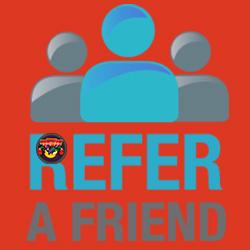 Refer a friend bonus