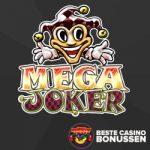 Mega Joker bonus challenge