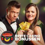 Golden Ticket Blackjack bonus