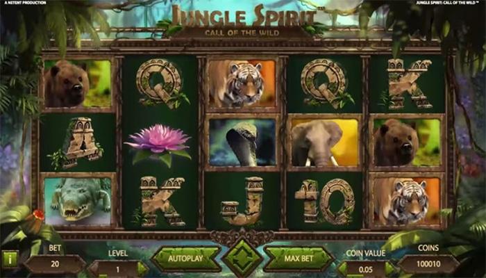 Jungle Spirit Call of the Wild Gameplay