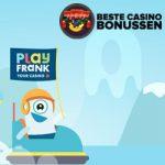 PlayFrank Casino bonushunt