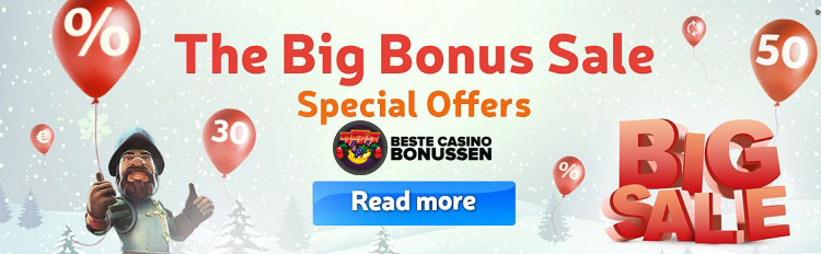 Big Bonus Sale Florijn Casino