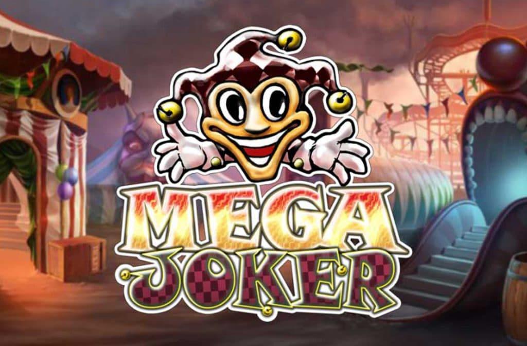 Mega Joker is een gokkast zoals ze vroeger in de frietzaak stonden
