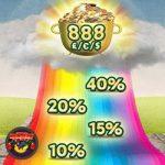 888 casino Kop of munt bonus