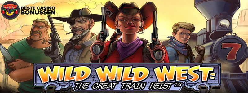 Wild Wild West free spins slot bonus