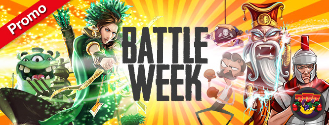 Battle Week Klaver Casino