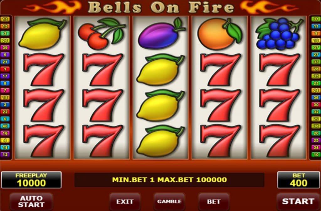 Bells on Fire van Amatic