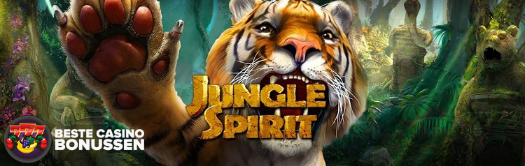 Free spins bonus bij Jungle Spirit