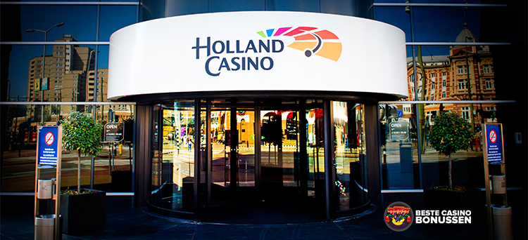 Holland Casino verstigingen door heel het land