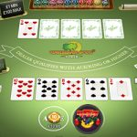 Jackpot bij Caribbean Stud Poker