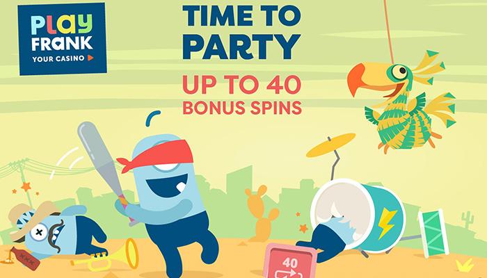 PlayFrank Bonus