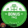 Bonussen FAQ