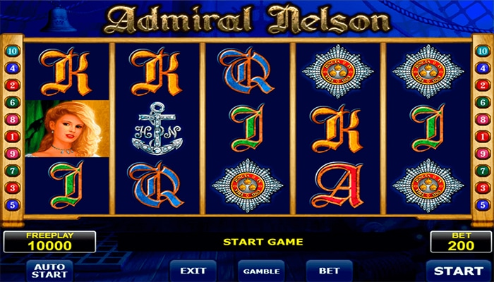 Admiral Nelson Gameplay