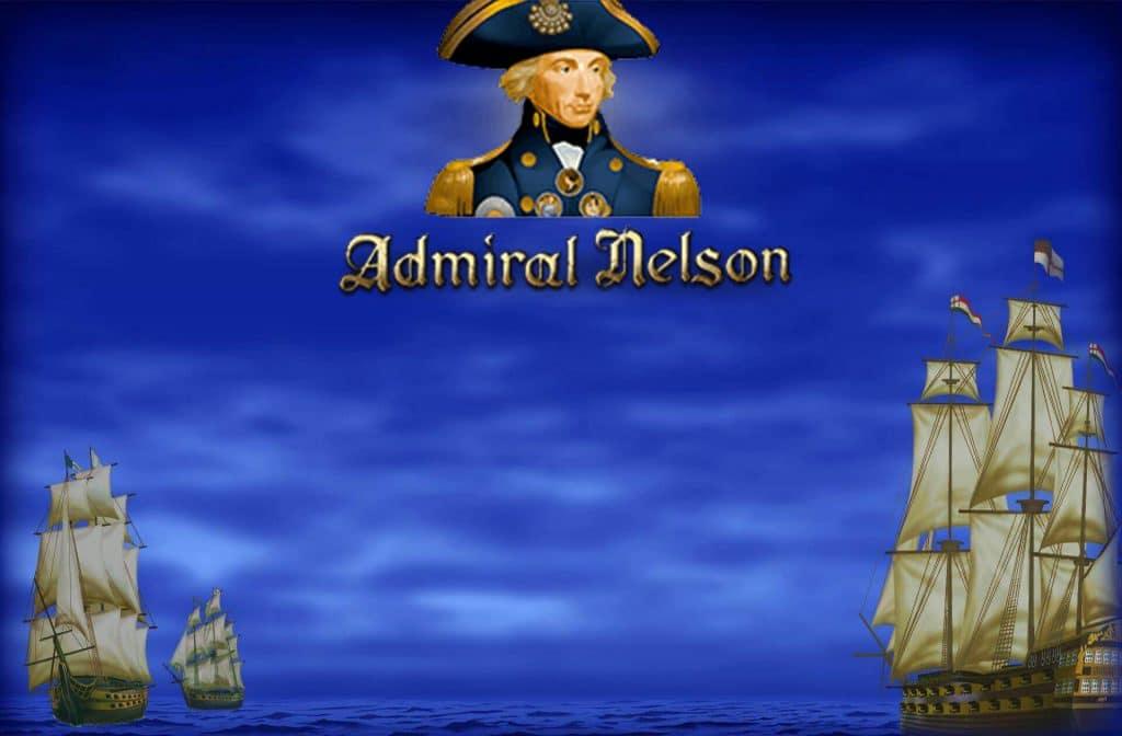 Admiral Nelson en zijn vloot