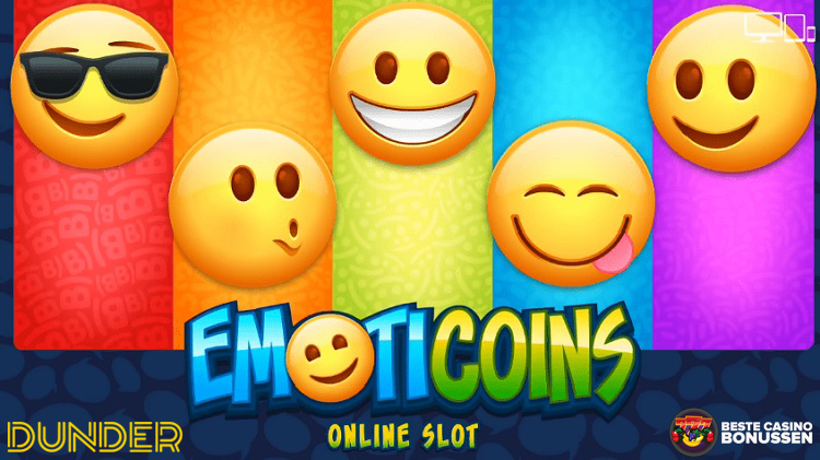 Emoticoins slot Microgaming