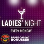 Ladies Night bij Slotsmillion