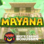 Mayana free spins bonus