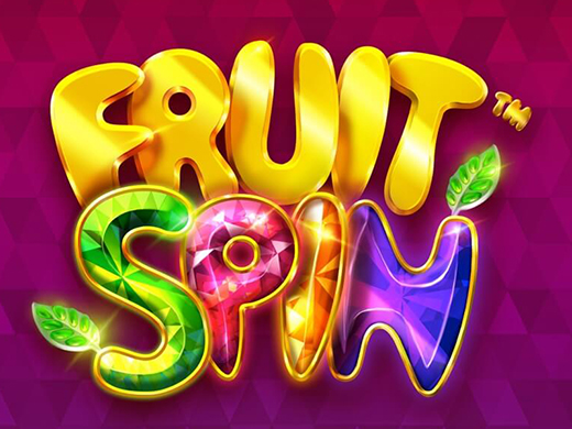 Fruit Spin logo
