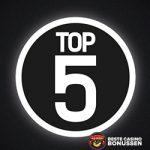 Top 5 Bitcoin Casino