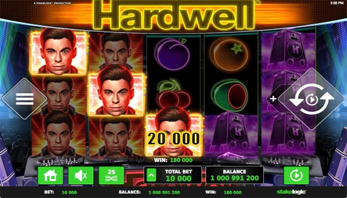 Hardwell Gameplay