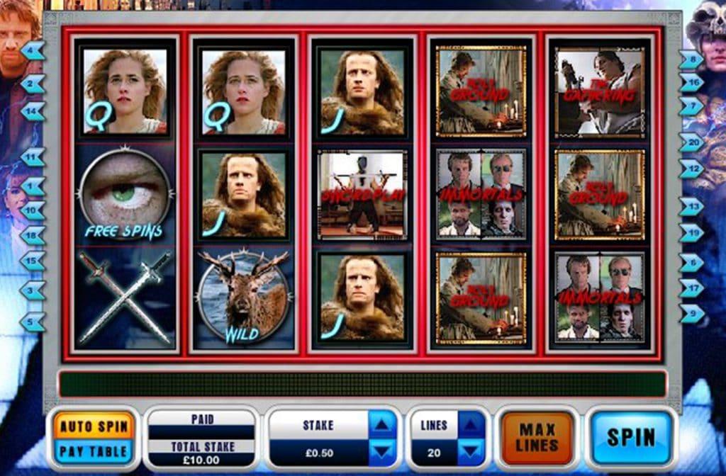 Highlander Gameplay