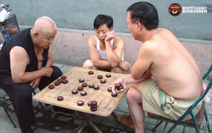 Pai Gow in China
