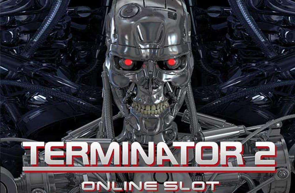 Terminator 2 van Microgaming