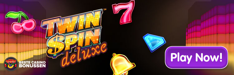 Twin Spin Deluxe free spins bonus
