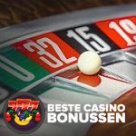 Win 32 bonus met roulette