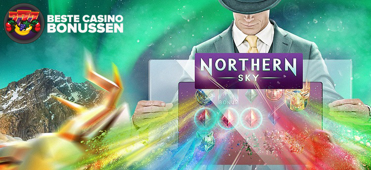 100 free spins Northern Sky MrGreen Casino