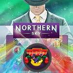 100 free spins Northern Sky