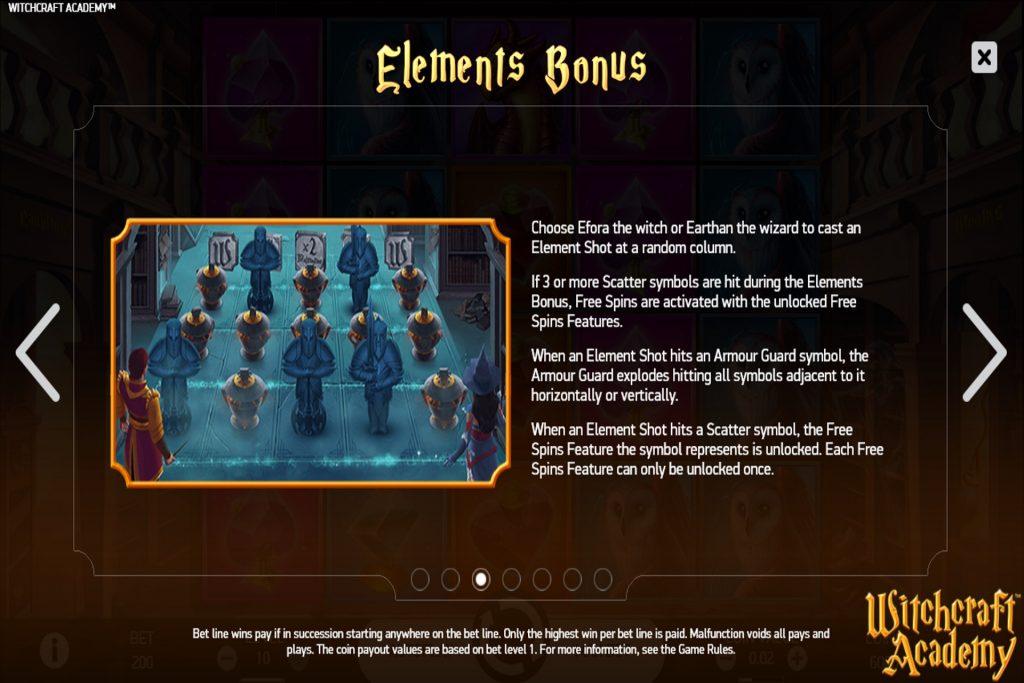 Witchcraft Academy Bonus