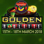 Golden Ball Roulette Patricks Day