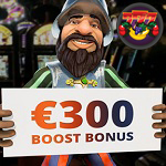 300 boost reload bonus